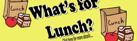Lunch Menu October 28th – November 1st